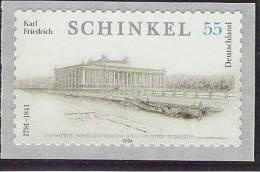 2006 Allem Fed.   Mi. 2552** MNH  Self Adhesive - [7] West-Duitsland