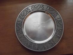 Assiette Souvenir - Obj. 'Remember Of'