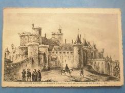 51-REIMS ANCIEN Ancien Chateau Des Archevèques De Reims - Reims