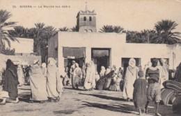 Algeria Biskra Le Marche Aux Dattes - Biskra