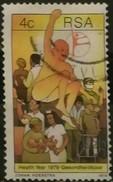 SUDAFRICA - AFRICA DEL SUR 1979 Health Year. USADO - USED. - África Del Sur (1961-...)