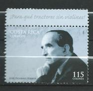 Costa Rica 2006 The 100th Anniversary Of The Birth Of José Figueres Ferrer.MNH - Costa Rica