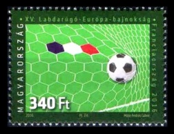 Hungary 2016 Mih. 5825 Football. EURO 2016 In France MNH ** - Hungary