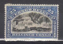 Congo Belge   Mols  N° 67*  (1916) - Belgian Congo