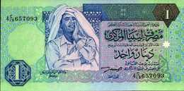 LIBYE 1 DINAR De 1988nd  Pick 54  UNC/NEUF - Libya
