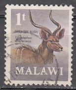 MALAWI      SCOTT NO.  148B     USED      YEAR  1971 - Malawi (1964-...)