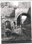 JERUSALEM    RUINES DE L ARC DE L ECCE HOMO 1858            ****   A  SAISIR ***** - Palestina