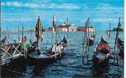 VENETO - VENEZIA - ISOLA DI SAN GIORGIO -  VIAGGIATA1974 - Venezia