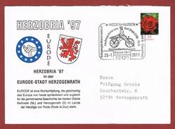 Vélo Draisienne Bureau Temporaire  Hiddenhausen 23.1.2011 - Sonstige (Land)