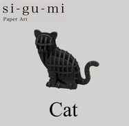 SI-GU-MI Paper Art :  Cat ( Azone ) - Small Figures