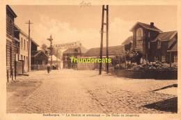 CPA SANTBERGEN LA STATION ET ENTOURAGE DE STATIE EN OMGEVING - Geraardsbergen