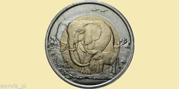 TURKEY 2009 1 Lira ELEPHANT UNC - Turchia