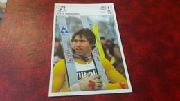 Svijet Sporta Card - Steve Podborski    177 - Sports D'hiver