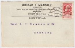 "Perforee  "" GM "" , 1911  , #7846 - Perfins"