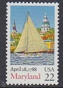 USA 1988 Maryland 1v ** Mnh (35120B) - Nuovi