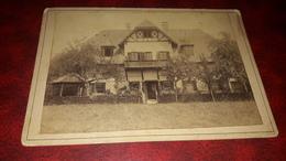Old Photography - Slovenia, Veldes, Bled  17 X 11 Cm - Gegenstände