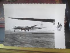CPA TAI -  Cie DES TRANSPORTS AERIENS INTERCONTINENTAUX - D.C.6 B - VOIR PHOTOS - 1946-....: Modern Era