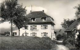 CPSM Dentelée - Environs De MUNSTER Et BREITENBACH (68) - Aspect De La Ferme-Auberge-Métairie Stemlisberg De M.Spenlé - France