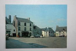 56 : Languidic - Place De L'Eglise ( Voitures 2cv ) - Sonstige Gemeinden