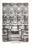 Floreffe-Province De Namur-Le Séminaire-coupure Des Stalles à L'intérieur De L'Eglise-de P.Enderlin Sous Jean Roberti - Floreffe