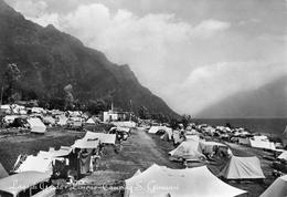 BRESCIA-LAGO DI GARDA-LIMONE-CAMPING S.GIOVANNI-1957 - Brescia