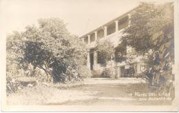 HOTEL DEL LAGO SAN BERNARDINO PARAGUAY CPA FOTOPOSTAL CIRCA 1920 DOS DIVISE UNCIRCULATED - Paraguay
