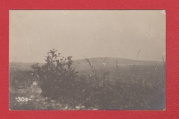 Verdun  --  Carte Photo  --  Côte 304 - Verdun