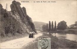 """FIDEVOIE-YVOIR""""LA ROCHE DE FAULX (VUE D'AVAL) - Yvoir"""