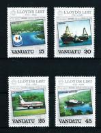 Vanuatu  Nº Yvert  690/3  En Nuevo - Vanuatu (1980-...)