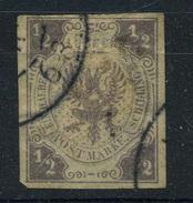 Lübeck 1862 Y&T 6 ° Probablement FAUX