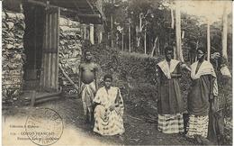 CONGO FRANCAIS - Femmes Loango Civilisées - Ed. J. Audema - Oblitération Faible De LOUKOLELA - Congo Français - Autres