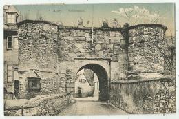 ALZEY (Allemagne)  Schlosstor - Alzey