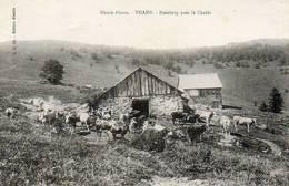 CPA - Environs De THANN (68) - Aspect De La Ferme-Auberge-Métairie Rossberg En 1927 - Thann