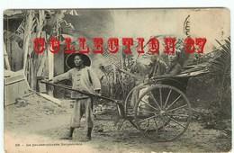 TAXI < POUSSE POUSSE SAIGONNAIS De SAIGON En COCHINCHINE - INDOCHINE  VIETNAM - Cartoline