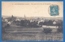 CPA - YVELINES - LES MUREAUX - VUE GÉNÉRALE PRISE DE LA COTE BOUGIMONTS - L'Abeille / 11 - Les Mureaux