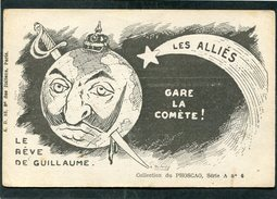CPA - Collection Du PHOSCAO - LE RÊVE DE GUILLAUME - Guerre 1914-18