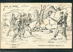 CPA - Collection Du PHOSCAO - DANS LA RAFALE - Guerre 1914-18