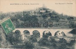 MONTREAL - LE PONT DU CHEMIN DE FER - Other Municipalities