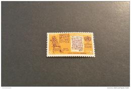 F6381- Stamp MNH Egypt- UAR-1971- SC. 864- World Health Organization - Egypt