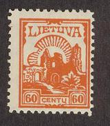 Lithuania Post Stamp - Litauen