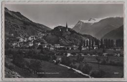 Raron - Gesamtansicht - Perrochet No. 6997 - VS Valais