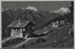 Chalet Bergquelle, Bettmeralp Ob Betten Wallis - Mischabel, Matterhorn, Weisshorn - Phioto: Gyger No. 16214 - VS Valais