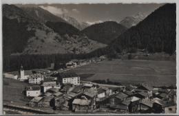 Oberwald (1368 M) Goms - Photo: E. Gyger No. 4412 - VS Valais