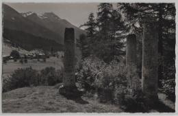Ernen (Wallis) Erner-Galgen - Photo: E. Gyger No. 11411 - VS Valais