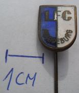 1. FC Magdeburg Germany  Football Club , SOCCER / FUTBOL / CALCIO  PINS BADGES Z2 - Fussball
