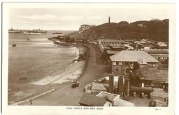 Aden - Yemen - Post Office And Bay - Yemen