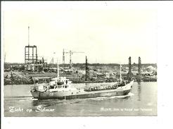 Zelzate Zicht Op Sidmar ( Ship - Bateau ) - Zelzate