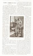 MACHINE A FABRIQUER LES CAISSES D'EMBALLAGE   1887 - Non Classés