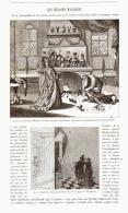 LES MIROIRS MAGIQUES ( NOSTRADAMUS ) 1887 - Sciences