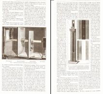"""ENREGISTREMENT DES TEMPS DE POSE   """" En Photographie  Instantanée  """"  1887 - Photography"""
